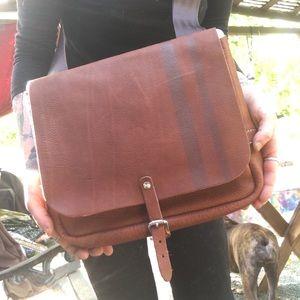 Handbags - NWOT Genuine leather satchel